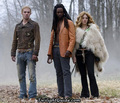 Victoria and the nomads  - twilight-series photo