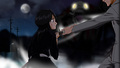 rukia - Widescreen Wallpaper wallpaper