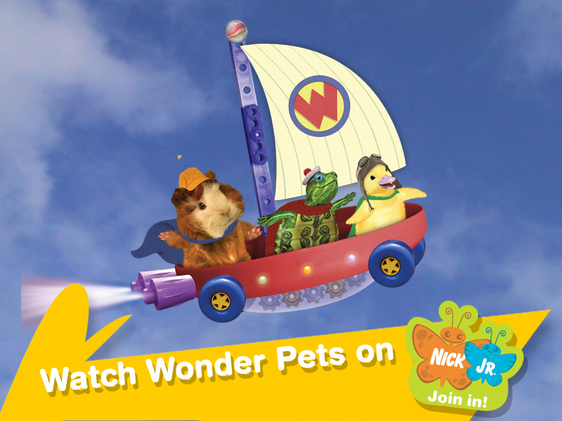 Wonder Pets Wallpaper