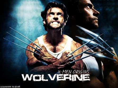 X-Men Origins: Wolverine - hugh-jackman Wallpaper