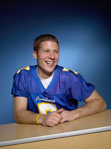 Friday Night Lights achtergrond called Zach Gilford