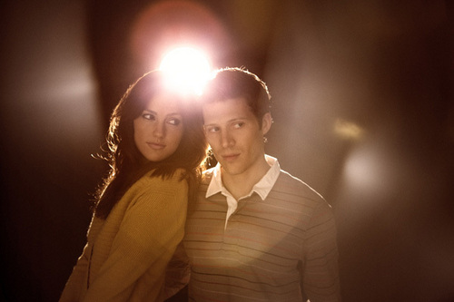 Zach & Minka - friday-night-lights Photo