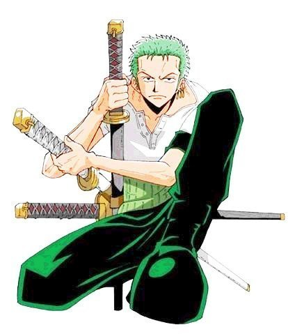 one piece wallpaper probably containing animê titled Zoro