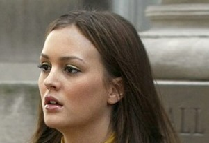 Blair Waldorf wallpaper containing a portrait entitled blair waldorf