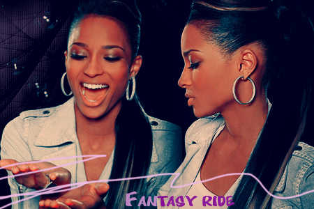 ciara fantasy ride - ciara Fan Art
