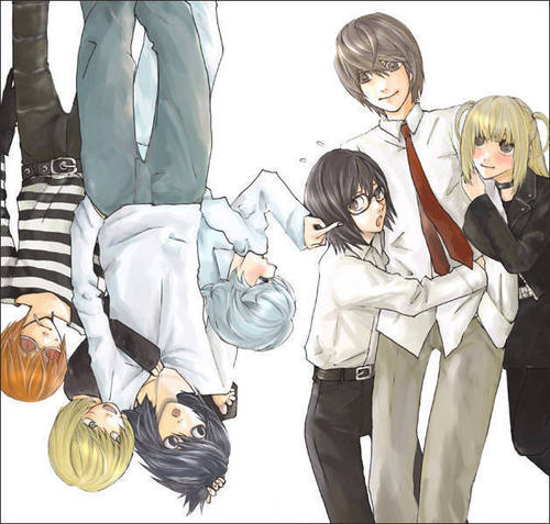 death note group