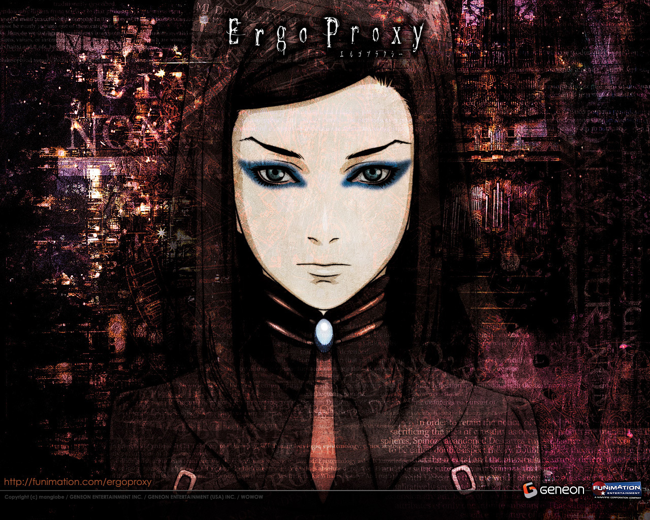 Ergo Proxy Images Wallpaper Re L 1 HD And Background Photos