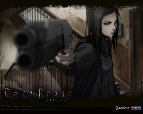 wallpaper ergo proxy re-l #2