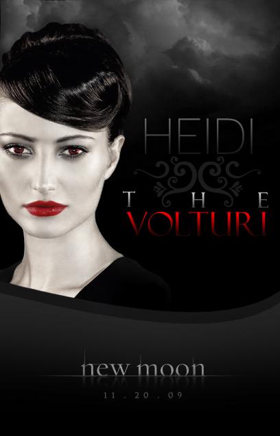 heidi of the volturi