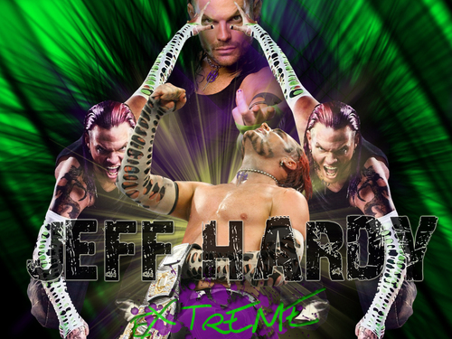 jeff hardy wallpaper - jeff-hardy Wallpaper