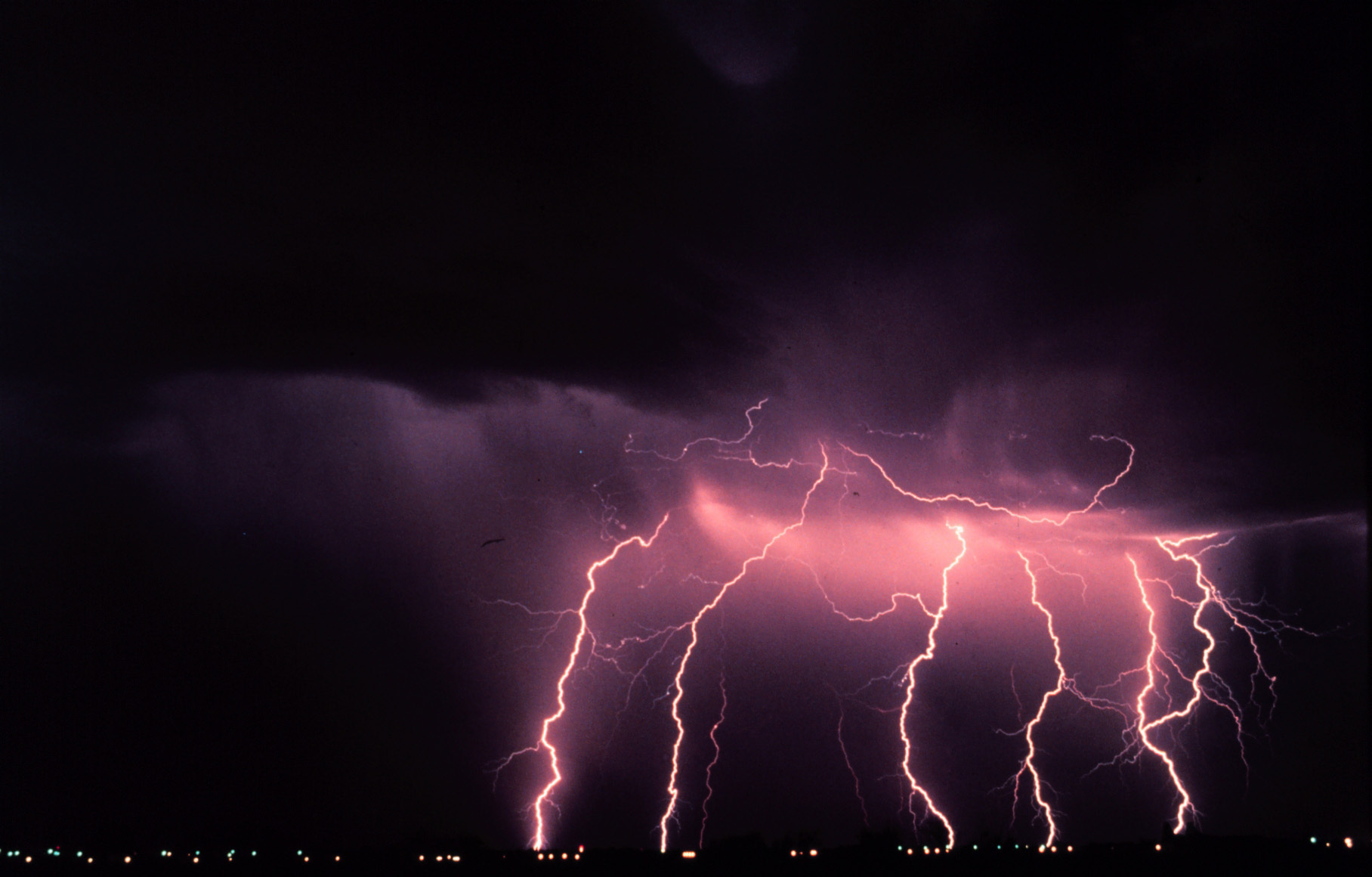 the lightning bolt The lightning bolts of the bible are destructive only to error and its adherents those whose souls are protected by the lightning rods of god's truth are safe, and.