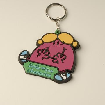 Keychains wallpaper titled little miss chatterbox