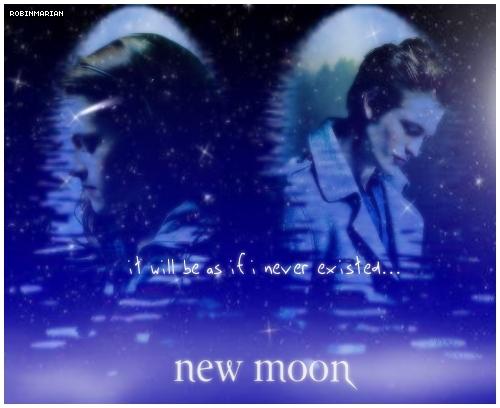 new moon promo Fan art