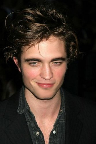 robert pattinson / edward cullen