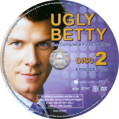 season 1, disc 2 -region 2 (daniel)