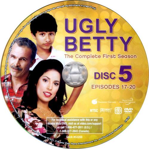 season 1, disc 5- region 2 (justin, ignascio, hilda)