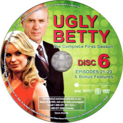 season 1, disc 6- region 2 (bradford, alexis)