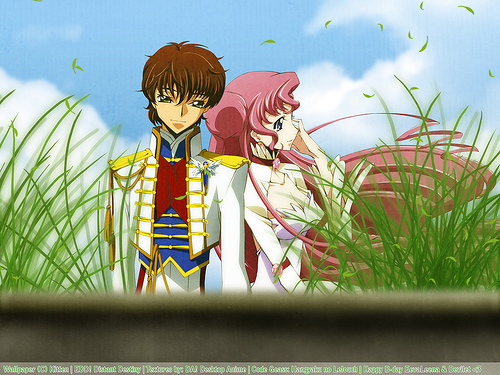 suzaku and euphy