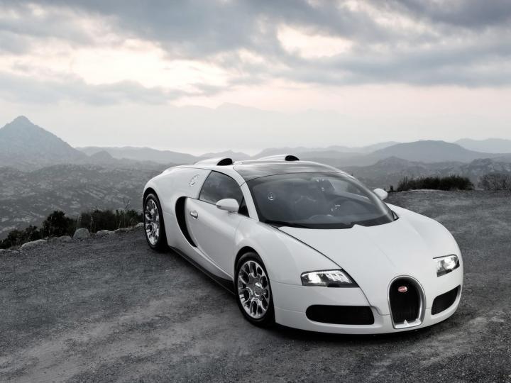 white bugatti - bugatti veyron Photo (5736054) - Fanpop  white bugatti -...