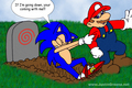 your coming with me! - sonic-the-hedgehog photo