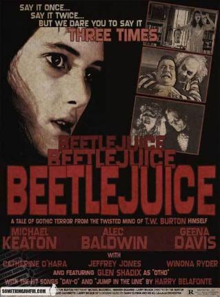 'Beetlejuice' Poster
