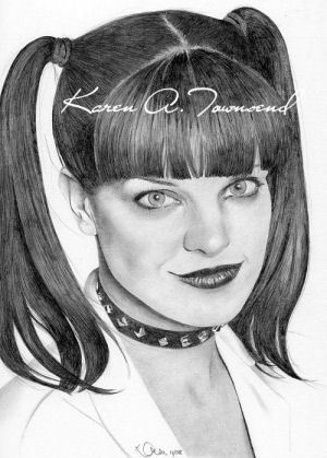 Abby - ncis Fan Art