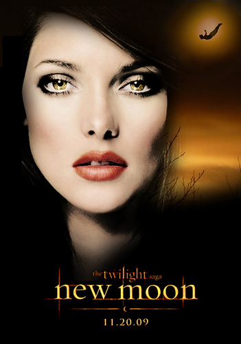Alice Vision new moon poster♥