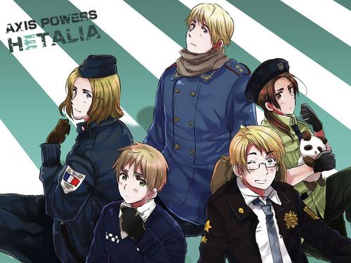 Allies achtergrond