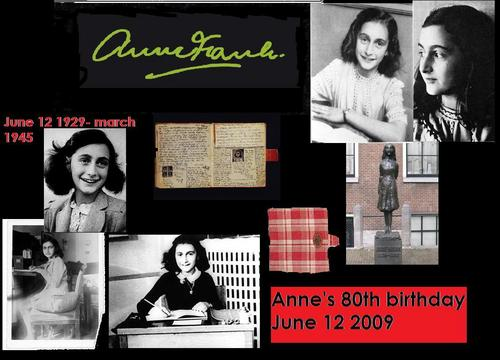Anne made my me ok so it sucks lol - anne-frank Photo