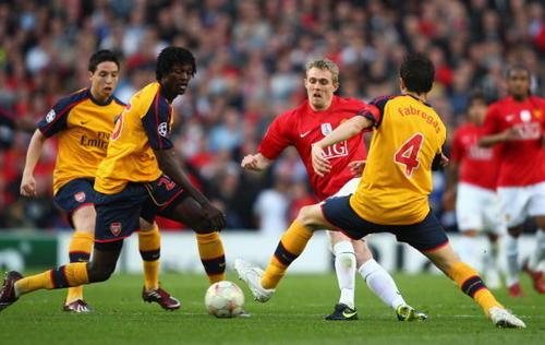 Arsenal vs ManU,April 29th,2009