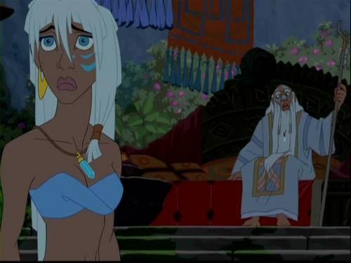 Atlantis: The Lost Empire fond d'écran called Atlantis: The Lost Empire