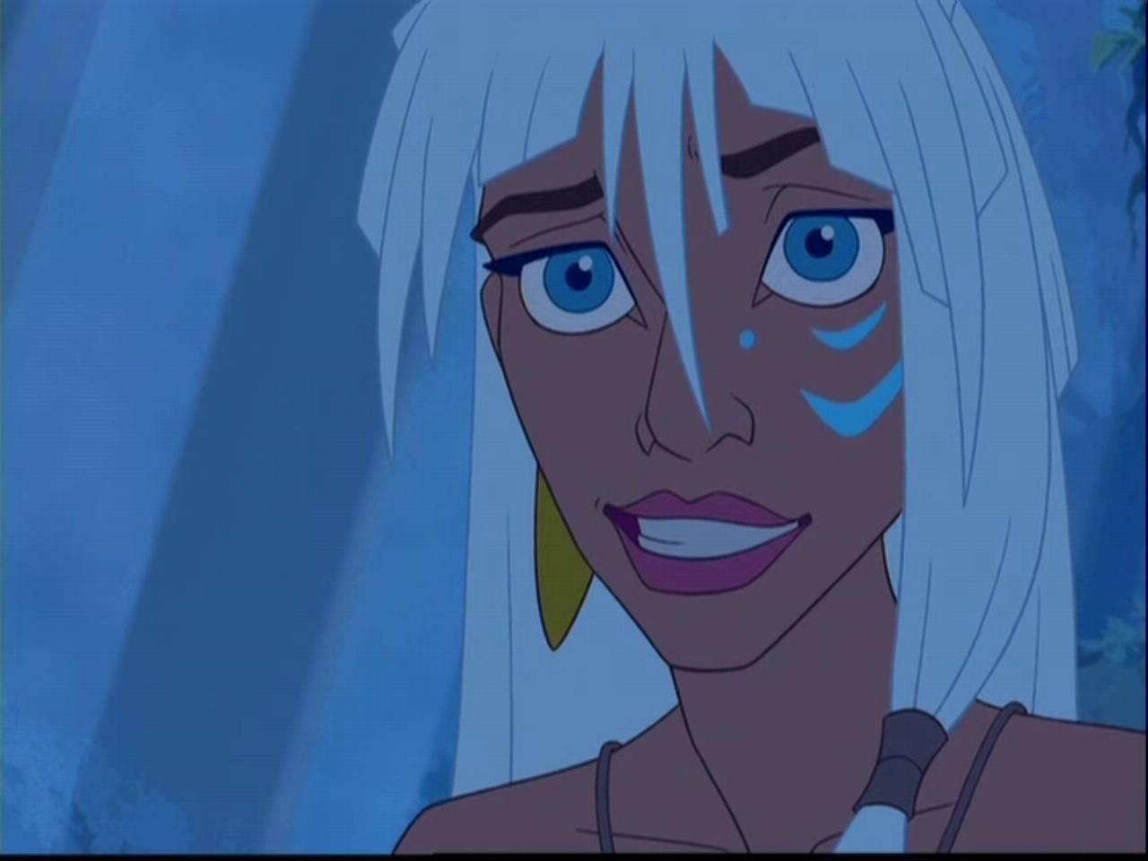 Why Kida RETURNED to ATLANTIS but NOT her mother-Disney