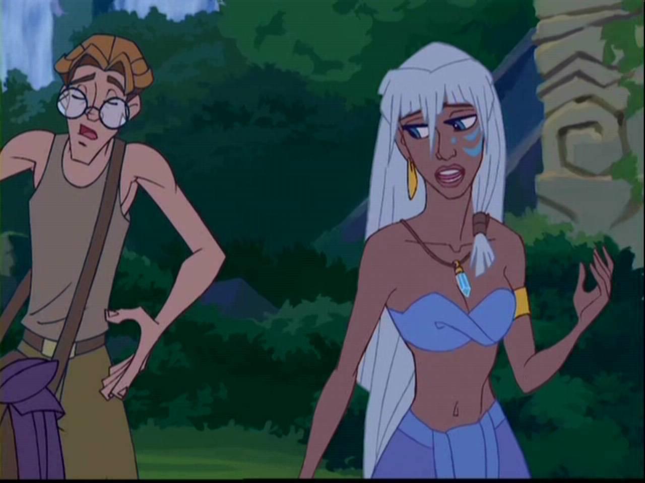 Atlantis: The Lost Empire (2001) - IMDb