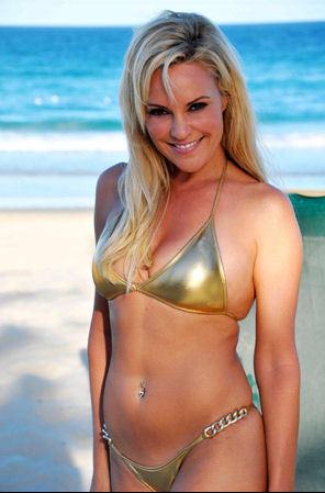 Bridget marquardt bikini pics