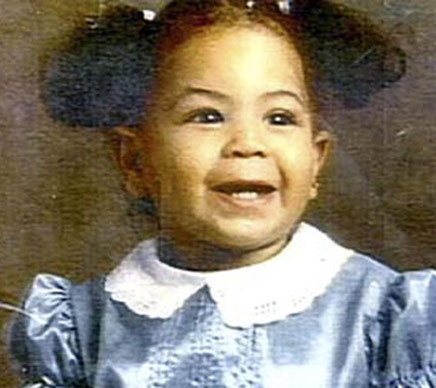 Beyonce wallpaper titled Baby Beyonce♥
