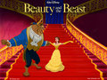 Beauty and the Beast Wallpaper - classic-disney wallpaper