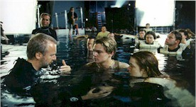 Behind the scenes - titanic Photo