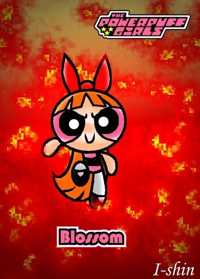 powerpuff girls blossom. Blossom - Powerpuff Girls