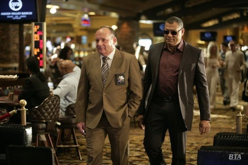 CSI Las Vegas- 9.24- All in- Promotional mga litrato