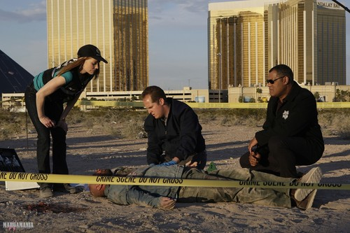 csi Las Vegas- 9.24- All in- Promotional fotografias