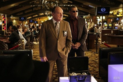 CSI Las Vegas- 9.24- All in- Promotional foto's