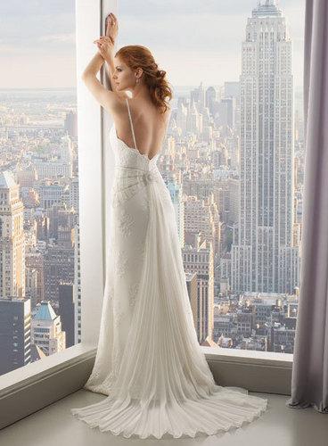 Camis wedding dress