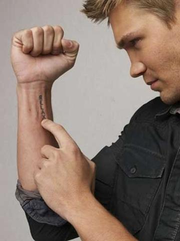 Chad relax tattoo