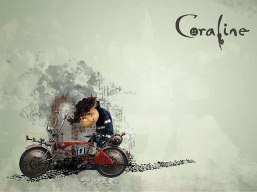 Coraline দেওয়ালপত্র