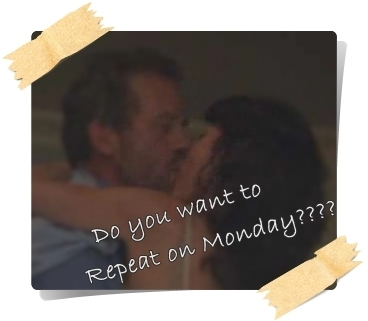 Huddy wallpaper possibly containing a string cheese titled Cuddy's note