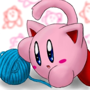 Kirby on Cutie Kitty Kirby Kirby 5812445 300 300 Jpg