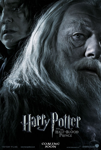 DUMBLEDORE AND SNAPE IN HBP ( NEW POSTER)