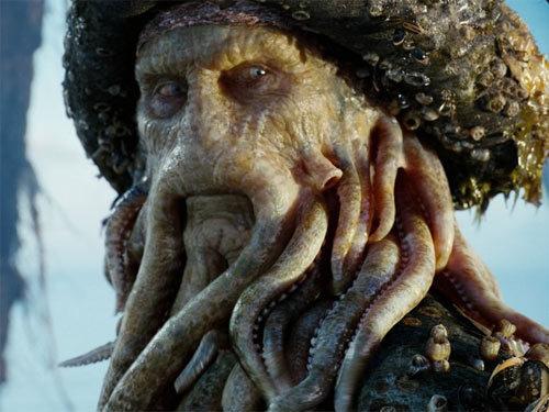 Davy Jones.