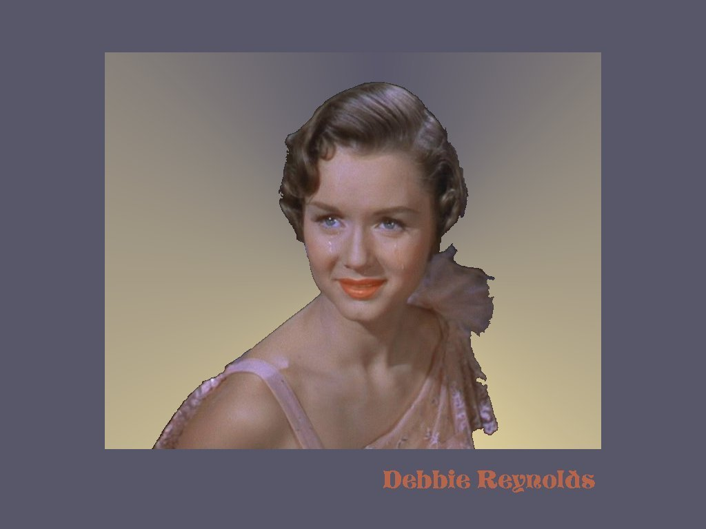 Young Debbie Reynolds Debbie Reynolds - Picture