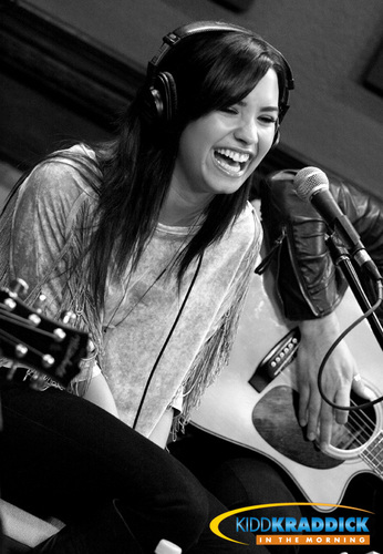 Demi Live in the Canalside Lounge